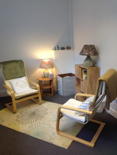 Crossgate counselling room